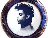 "HUGE Prince Portrait Plate 12.5"""