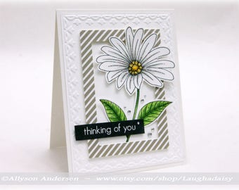 Thinking of You Greeting Card - ToY 004