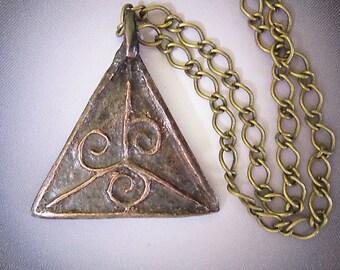 The Sirian Seal pendant