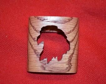 Wood Badge Eagle Slide