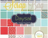 Dayail - Scrap Bag Quilt Fabric Strips by Bonnie and Camille for Moda