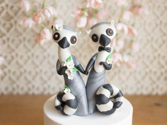 Ring Tailed Lemur Cake