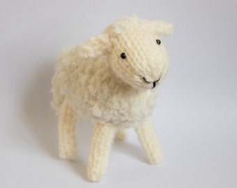 Little Stuffie - Pretty Little Sheep