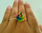 Unicorn Poop Ring