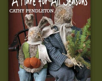"A Hare For All Seasons- KIT #3 for 21"" Hare"
