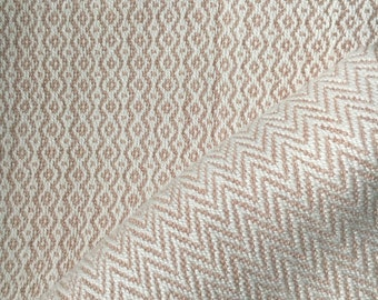Pale Dusty Rose, Cotton Baby Blanket