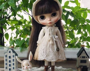 Blythe Outfit-Antique Mori Girl Set limited