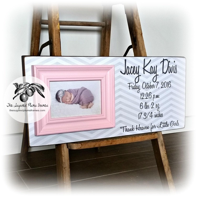 pink and gray nursery decor chevron nursery decor birth. Black Bedroom Furniture Sets. Home Design Ideas