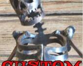 Custom Graduate Skeleton