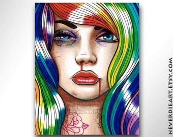 Hard Candy III | Limited Edition | Art Print
