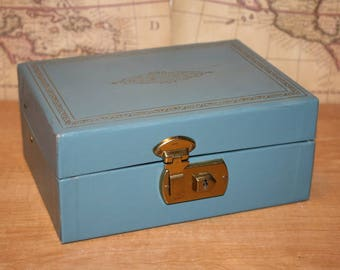 Trinket Box with Key - item #2477