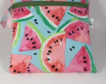 Wet Bag Cloth Pad Wet Bag Watermelon