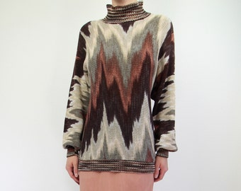 VINTAGE 1970s Sweater Womens