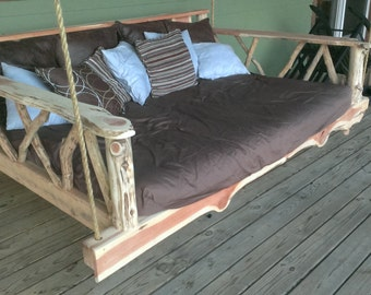 Oversize Porch Swing-Twin