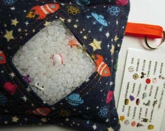 I Spy Bag, Rockets Space, Boys contents, car travel toy game, Eye Spy Game, seek and find, sensory occupational therapy, busy bag, stimming