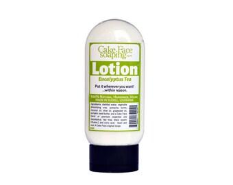 Lotion (eucalyptus tea)