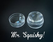 Mr. SQUISHY - perfect tool for pressing and setting small things into clay and more