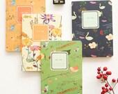 Floral Traveler's Journal Notebook Journal Planner Journal Insert Planner Insert Hand Book