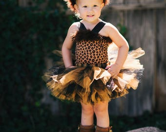 The Cutest Tutu Costume Dress