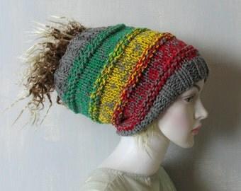 3 in 1 Hat Tube Cowl Dreadlocks accessory dreadlock tube hat Dread Wrap Men Womens Hat plain hair wrap dread band tube Rasta