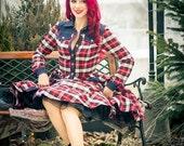 Georgia western dress By TiCCi Rockabilly Clothing
