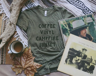 The Coffee Tee - Womens