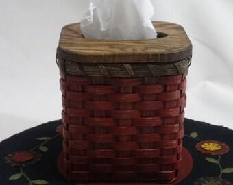 Tissue Basket /Tissue Cover-Tissue Box-Primitive Style