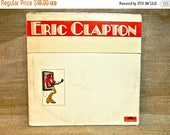 MOTHERS DAY SALE Eric Clapton - At His Best - 1972 Vintage Vinyl Record Album