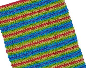 Sweet Retreat Spa Towel crochet pattern - PDF