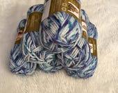 Deborah Norville Chunky Serenity Yarn in Seafoam DeStash  (6 balls)