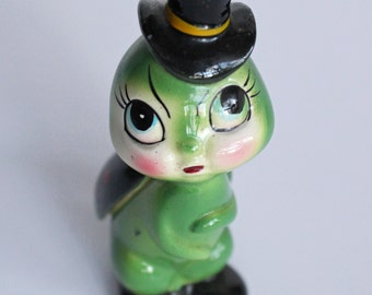 Mr. Ladybug Ceramic Bug Figurine Made in Japan