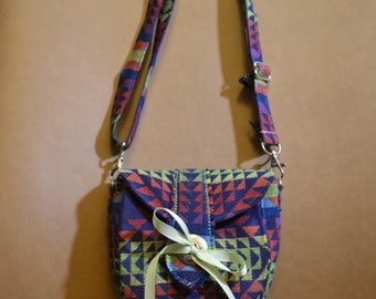 Small Crossbody Bag with long adjustable strap