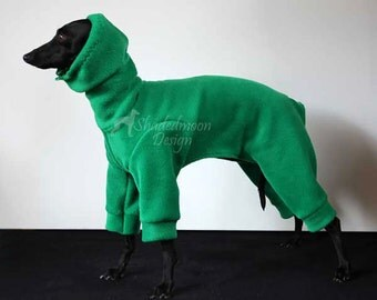 Made to order - Italian Greyhound Snood Jammies/Snowsuit for Italian Greyhounds / piccolo levriero italiano - other colours available