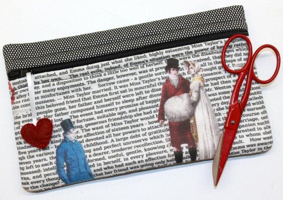 Side Kick Jane Austen