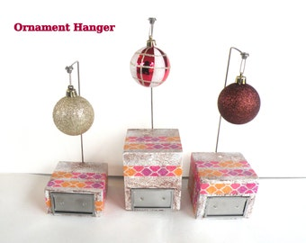 Keepsake Ornament Display Hanger Top Selling Kid Gifts Hanging Decorations  Holiday Home Office Decor Christmas Gift