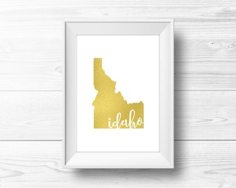 home decor stores boise idaho boise wall etsy 12440