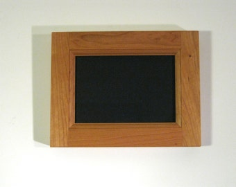 Cherry 5x7 picture frame