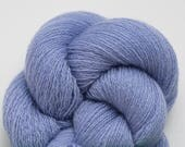 Periwinkle Haze Recycled Cashmere Lace Weight Yarn, CSH00255