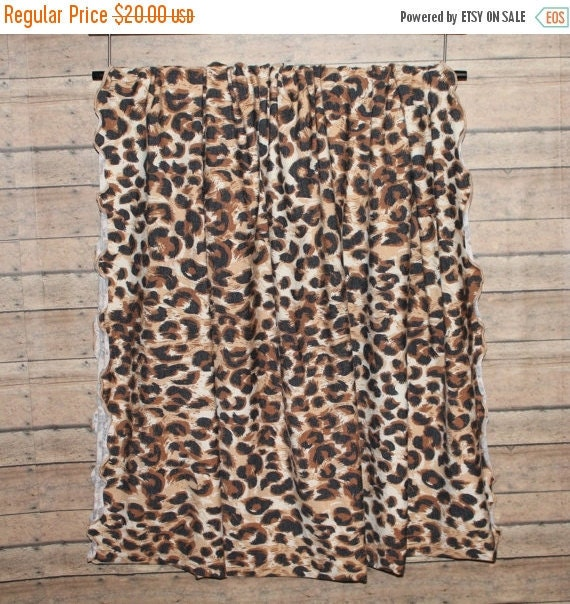 "Sweater Knit Scarf,Animal Print Scarf,Leopard Print Scarf,Loop Scarf,Infinity Scarf,Men's Scarf,Women's Scarf,55"" x 30"" Wide,ON SALE"