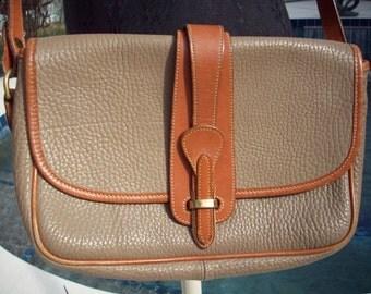Dooney and Bourke USA All Weather Leather Handbag