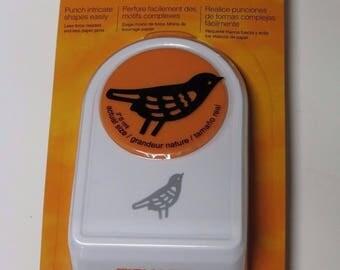 "BIRD Intricate Shape Punch 2"" by Fiskars"