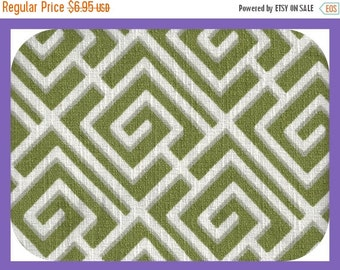 MAZE Fabric Remnant 1-1/3 Yard x 28 Inch Wide Pillows Soil & Stain Resistant