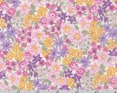Sevenberry Petite Garden - Purple Flowers from Robert Kaufman