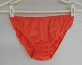 Vintage Panty Nylon Bikini Panties Small