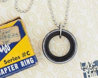 Vintage Camera Necklace, Camera Lens Necklace, Camera Necklace, Upcycled Jewelry, Upcycled Necklace, Camera Jewelry, Photographer Necklace
