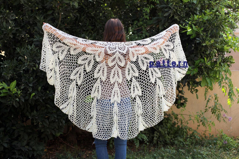 Crochet lace shawl tutorial crochet pdf patterns crochet zoom bankloansurffo Gallery