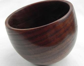 Black Walnut Bowl, 542
