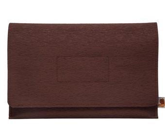 iPad mini 4 Organizer, iPad mini Cover, iPad mini Sleeve, mini iPad Case, mini iPad Folio - Copper & Black.