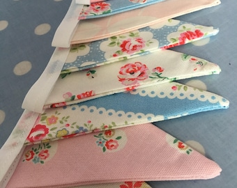 Mini bunting,banner,flag,pennant,wedding,garden,event,baby shower,garden,part party flags
