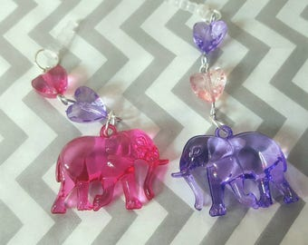 Elephants on Parade Dust Plugs (2)